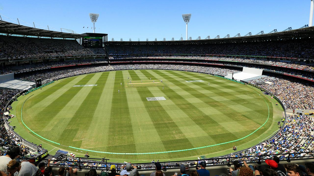 A multi-year deal to keep the Boxing Day Test at the MCG to close to being finalised. Picture: Mark Stewart