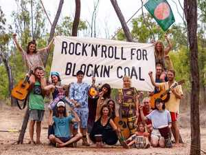 Activists release album of new-age carols against coal