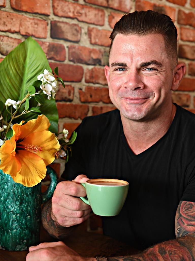 Matthew Phillips is organising a Christmas Eve dinner for the homeless.