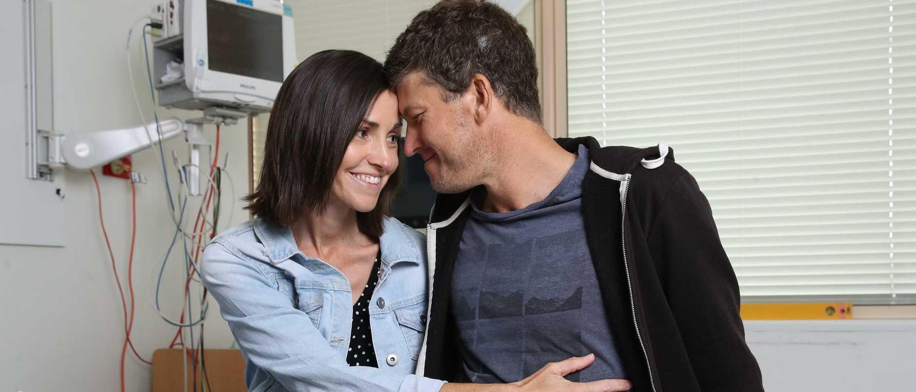 Xmas: Wife Donates Kidney to Husband