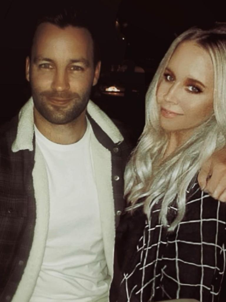 Jimmy Bartel is now dating Lauren Mand.