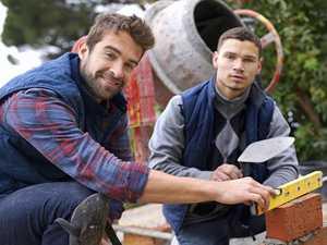 Apprenticeship numbers plummet, sparking job pain