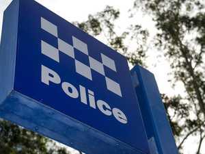 Children found locked in 64C car