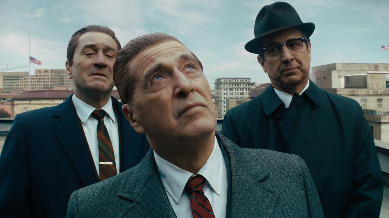 The Irishman is the best movie of 2019. Picture: Netflix