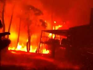 'It makes me sick': Ire as scammers target fire victims