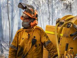 Bushfire crisis leads to surge in rural brigade numbers