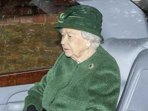Glaring detail in Queen's Christmas speech