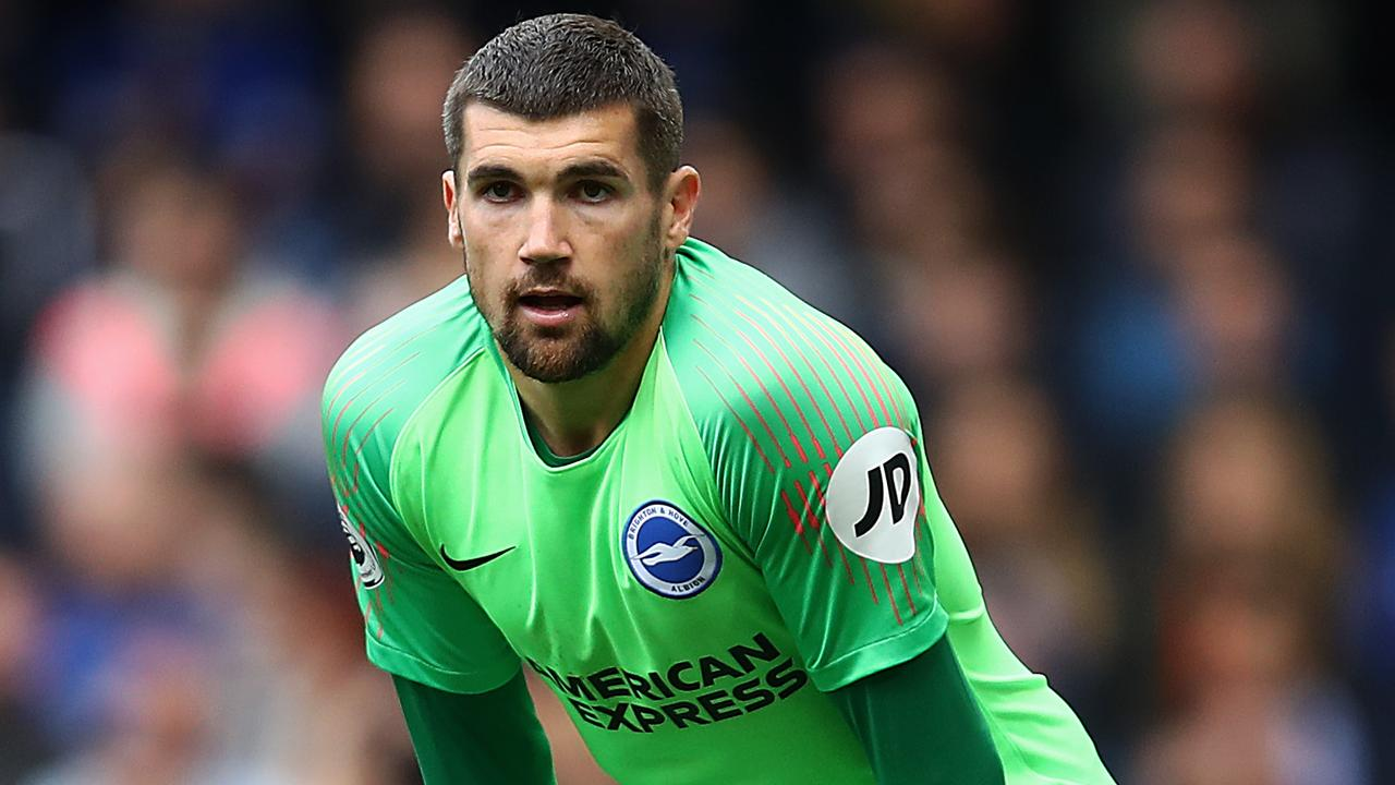 Mat Ryan would be used to criticism but not of the sort he copped from Perry Groves.