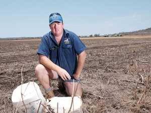 Farmer's fury over refined Inland Rail plans