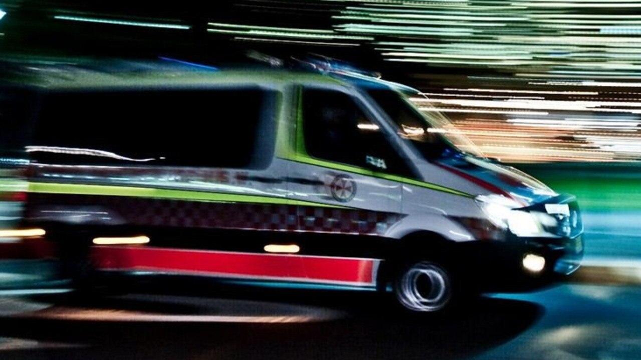 Paramedics rushed the boy to Mackay Base Hospital.