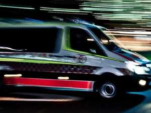 Child, 9 months, taken to Townsville after being hit by car