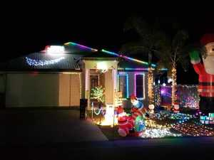 Vandals ruin family's $7k festive display