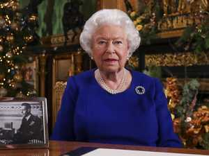 Queen opens up about 'bumpy' year