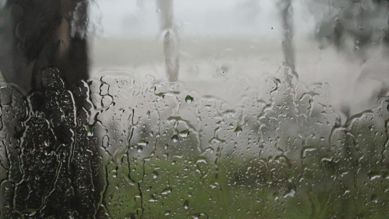 MUCH-NEEDED RAIN: Rain pelted down in the Gladstone Region overnight. Photo: Anastassia Perets