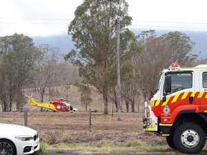 'Vital service': Praise for rescue chopper after crash