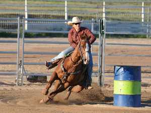 Saddling up for the New Year's Eve rodeo