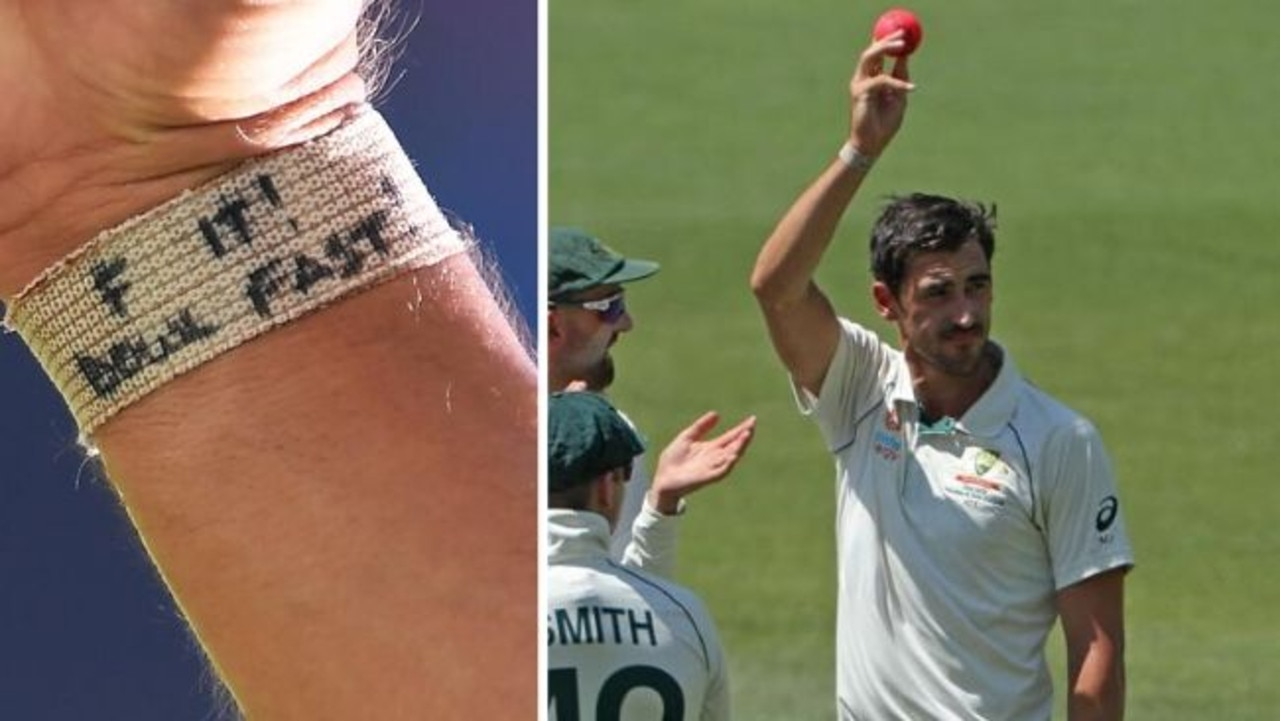 Warnie says Mitch Starc has taken some of the criticism on board and turned his game around.