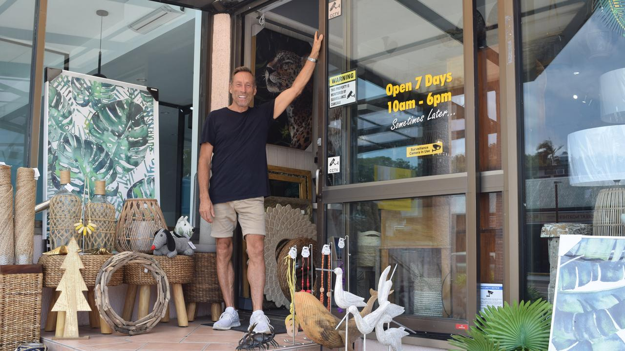 HOPING: The Jungle Trader owner Ivan Pratt is looking for a 'good home' for his beloved business.