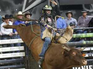 READY TO RUMBLE: Big guns in town for Lawrence Rodeo