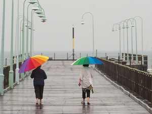 Christmas wishes answered as rain soaks the Coffs Coast