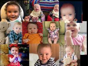 70+ PHOTOS: Babies of the Burnett 2019