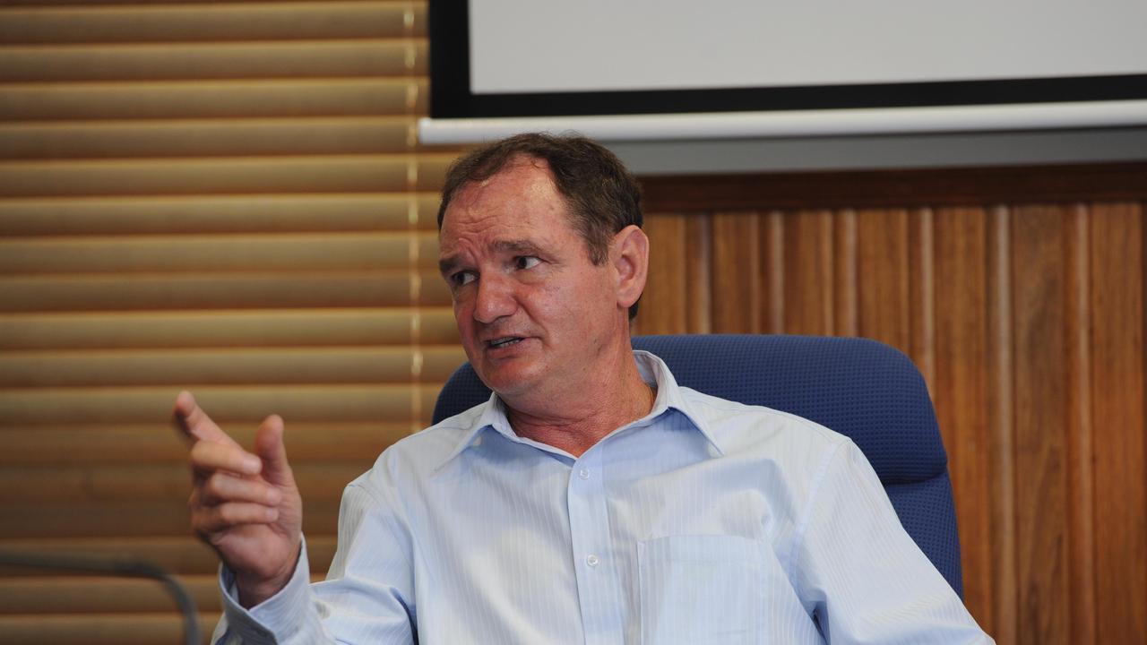 Ipswich mayor Paul Pisasale. Picture: Alistair Brightman