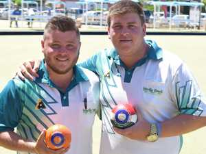 Top bowlers team up to 'give it a crack' at Ballina event