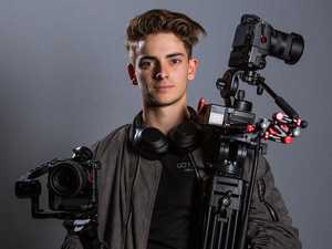 Teenage filmmaker ready for the big time