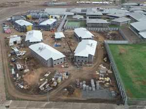 EXCLUSIVE: Two drone 'packages' drop into CQ prison Xmas Day