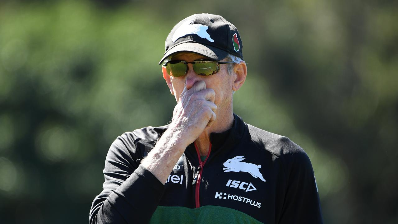 Wayne Bennett snatched Arrow from the Titans. Picture: AAP/Joel Carrett