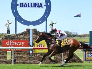 Big win at Ballina for Alstonville horse trainer