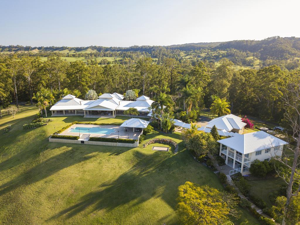Kiamba Estate, an 11-bedroom property at 53 Upper Hutton Rd, Kiamba, has been held by three successive family generations for the past 100 years.