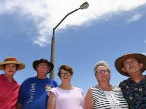Bright street light saga drags on