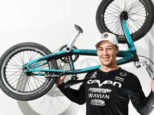 Caloundra BMX racer eager to mix it with the best