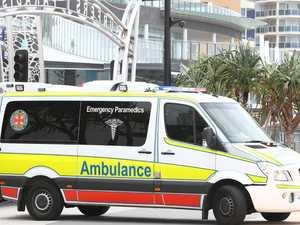 Three hospitalised after mass drug overdose
