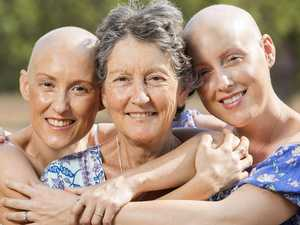Cancer gene's cruel toll on two generations