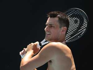 Tomic desperate to rebuild career after freak injury