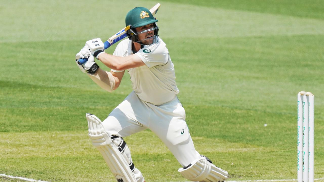 Travis Head batted superbly. Picture: AAP