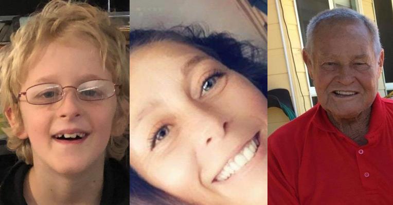 Zamuel Rennett, Julie Thomsen and Harold Lander were killed on our roads in 2019.