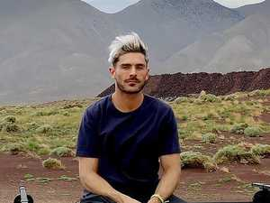 Zac Efron confirms emergency health scare