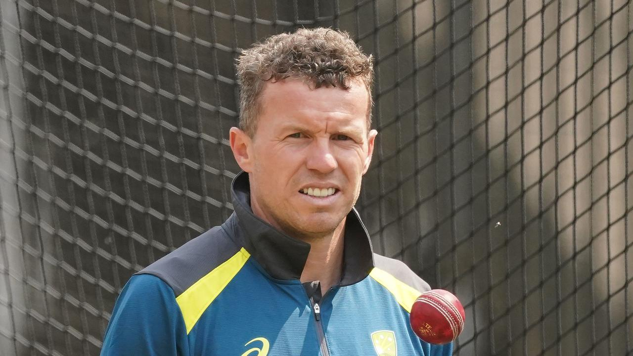Peter Siddle has called time on his international career.
