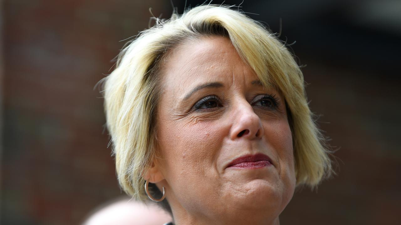 Opposition Home Affairs and Immigration Minister Kristina Keneally says the government needs to explain why the number of foreign worker visa granted to tradies is growing. Picture: AAP Image/James Ross