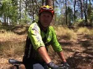 Chris Irish rides 10,000km in 2019