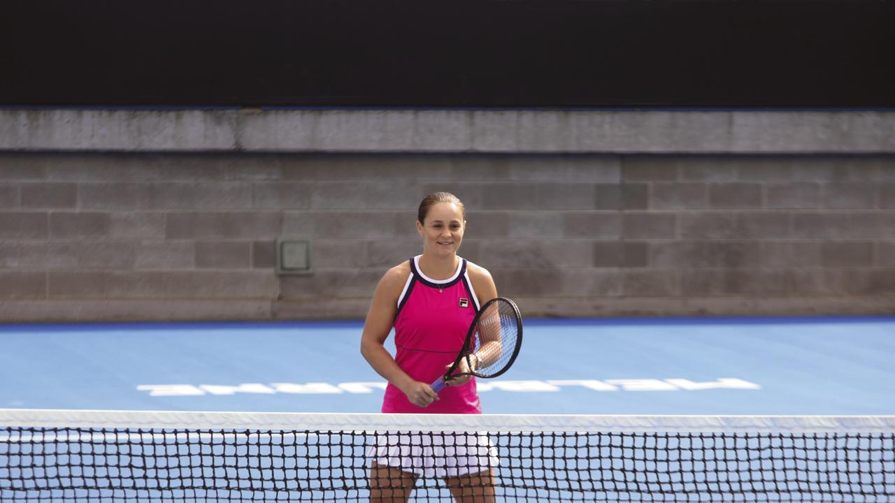 Ash Barty's competitors seriously underestimated her when she stepped onto the court.