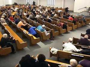 Deadly church shooting livestreamed on social media
