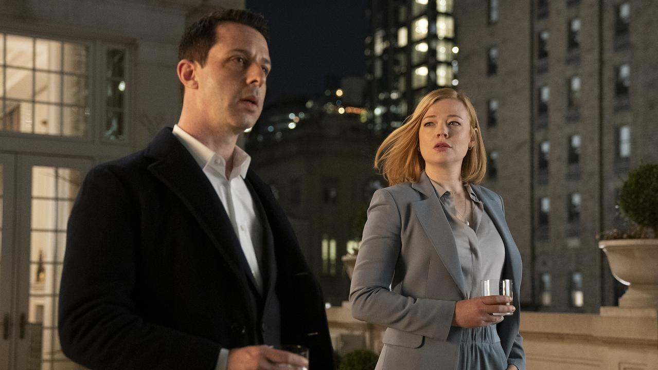 Jeremy Strong and Sarah Snook gave some of the strongest performances on TV this year.