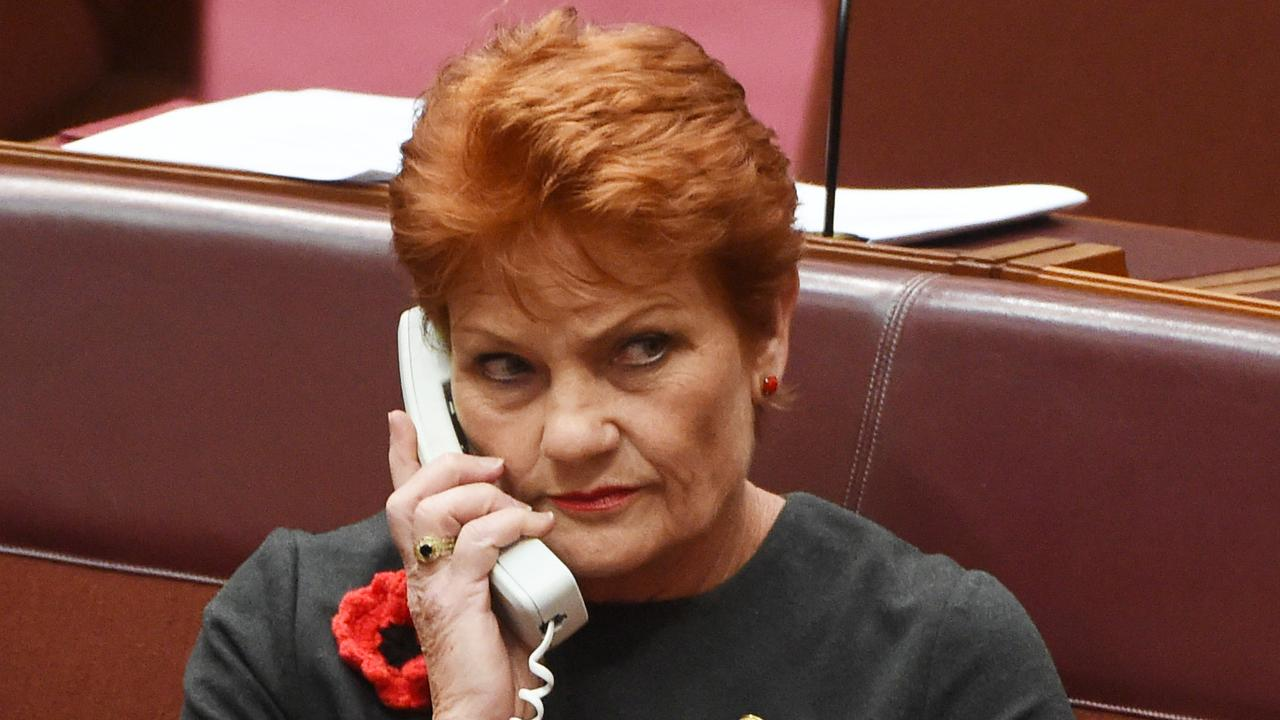 Senator Pauline Hanson will launch a special hotline allowing lonely and cash-strapped Aussies to reach out to her this New Year's Eve.