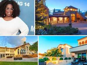 Inside Oprah's expansive real estate portfolio