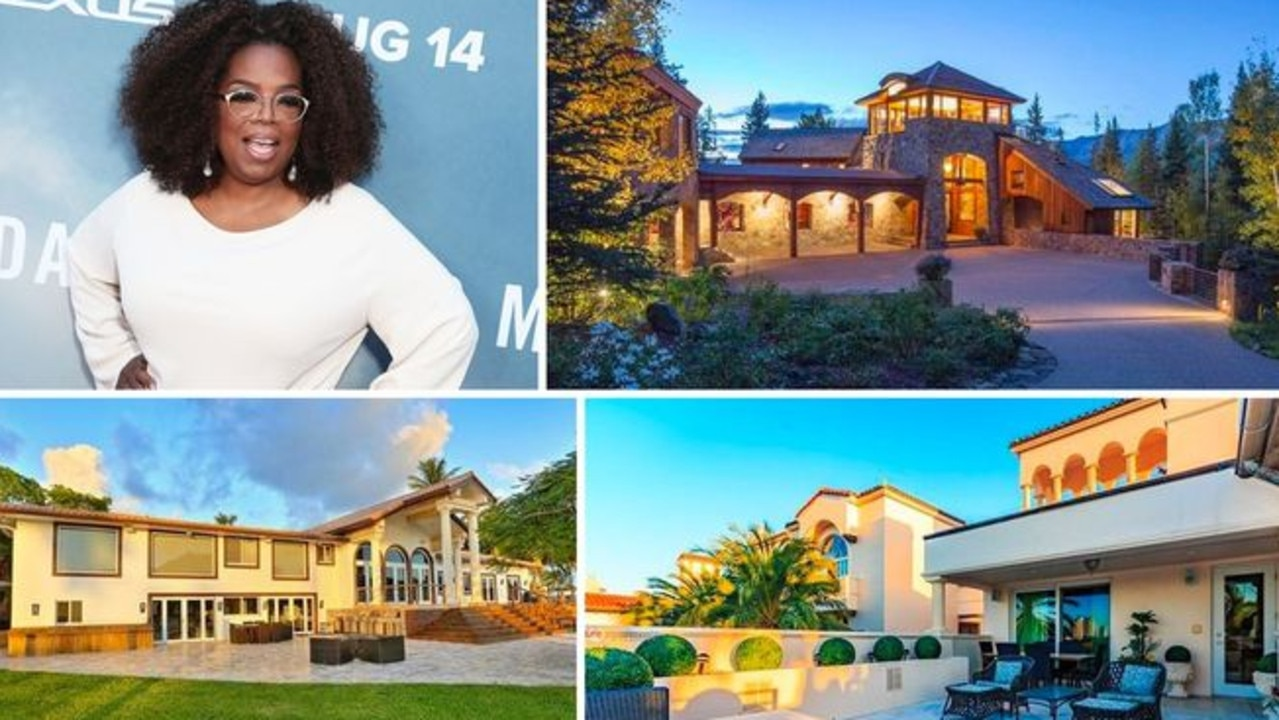 Oprah Winfrey, the billionaire media mogul, philanthropist, and actor, also happens to be a real estate tycoon.