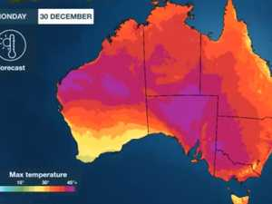 Century-old heat record set to tumble as Australia swelters